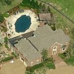 Steve McNair's House (former) (Birds Eye)