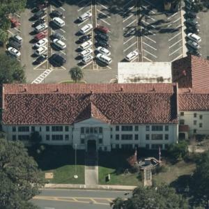 'Caroline Brevard Grammar School' by William A. Edwards (Birds Eye)