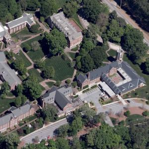 Columbia Theological Seminary (Birds Eye)