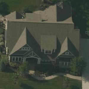 Philip Rivers' house (Bing Maps)