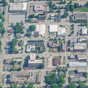 Covington Historic District (Birds Eye)