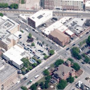 Sweet Auburn Historic District (Birds Eye)