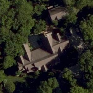 Barbara Mandrell's House (Former) (Bing Maps)
