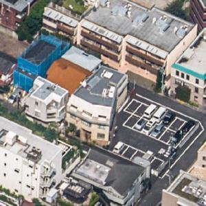 Embassy of Morocco, Tokyo (Birds Eye)