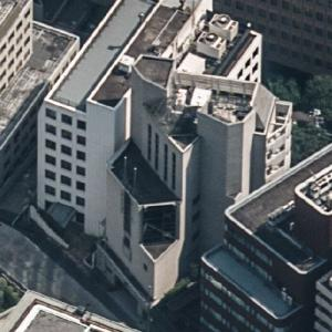 Embassy of Nigeria, Tokyo (Birds Eye)