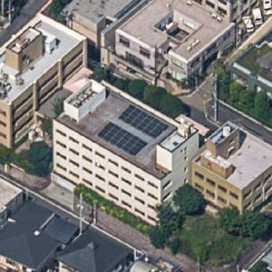 Embassy of Senegal, Tokyo (Birds Eye)