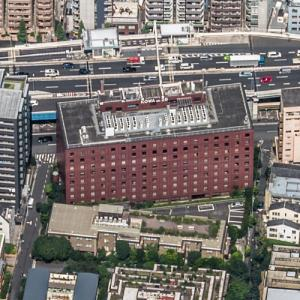 Kowa Nishi-Azabu Building (Birds Eye)