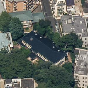 Embassy of Colombia, Tokyo (Birds Eye)