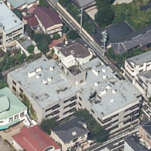 Embassy of Mongolia, Tokyo (Birds Eye)