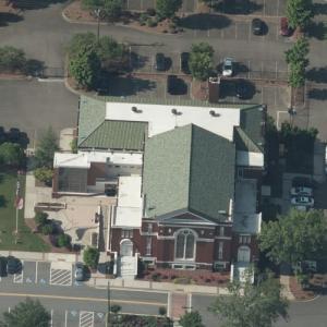 Canton City Hall (Birds Eye)