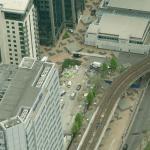 1996 Docklands bombing site