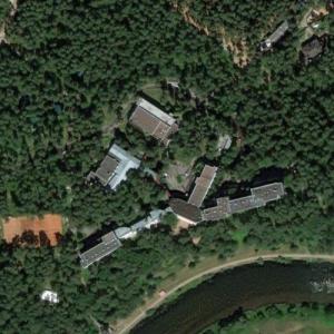 "The ""Sosny"" Sanatorium (Bing Maps)"