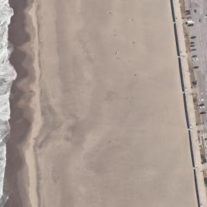 Ocean Beach, San Francisco (Birds Eye)