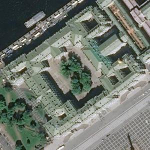 Winter Palace (Bing Maps)
