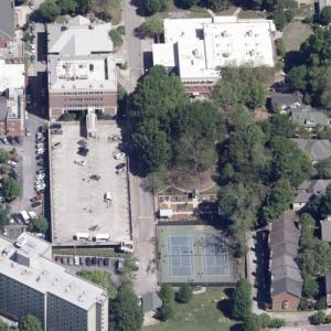 Decatur Downtown Historic District (Birds Eye)