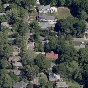 South Candler Street–Agnes Scott College Historic District (Birds Eye)