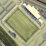 Caledonian Stadium (Bing Maps)