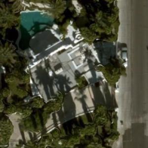Siegfried & Roy's House (Bing Maps)