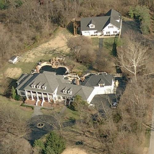 Hus i Huntleigh, Missouri