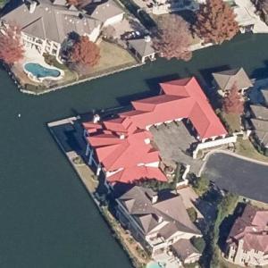 Andy Roddick's House (former) (Bing Maps)