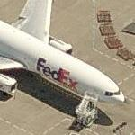 FedEx Cargo McDonnell Douglas DC-10 (Birds Eye)