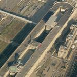 Former FIAT Lingotto plant in Torino (Birds Eye)