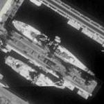 USS Wisconsin (Bing Maps)