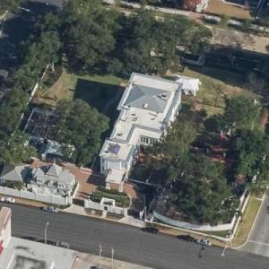 Texas Governor's Mansion (Bing Maps)