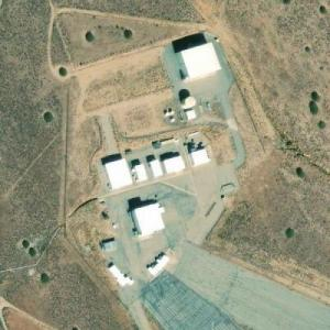 "Northrop ""Secret"" Research Facility (Bing Maps)"