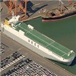 UECC S-Class Auto Carrier