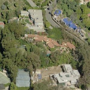 Priscilla Presley's House (Bing Maps)
