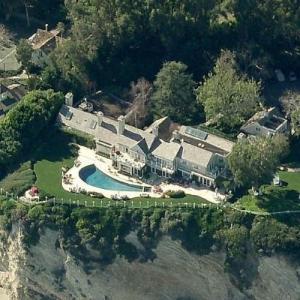 Barbra Streisand's House (Birds Eye)