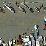 Aircraft and Parts at Long Beach Airport (Birds Eye)