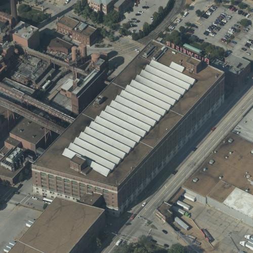 Busch Brewery (Birds Eye)