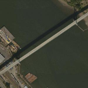 St. Johns Bridge (Bing Maps)