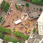 Pioneer Square (Bing Maps)