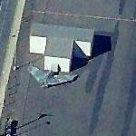 ME-163 Komet at Compton Airport