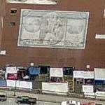 Skidmore Fountain Building (Bing Maps)
