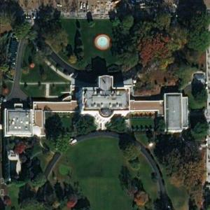 White House, The (Bing Maps)