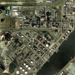 Petroplus Refining Teeside (Bing Maps)