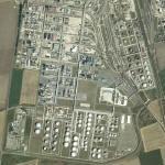 TOTAL Leuna refinery (Bing Maps)