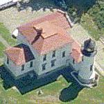 Admiralty Head Lighthouse (Birds Eye)