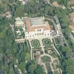 Villa Ephrussi de Rothschild (Birds Eye)