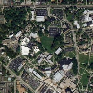 Kent State (Bing Maps)