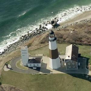 Montauk Point Light (Birds Eye)