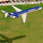 Airplane - Midwest Heading Northeast (Birds Eye)