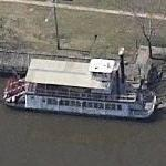 Alabama Princess Riverboat (Birds Eye)