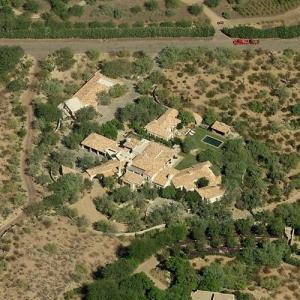 Bennett Dorrance's House (Bing Maps)