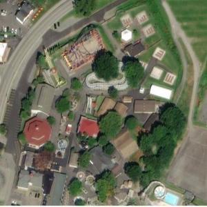 Seabreeze Amusement Park (Bing Maps)