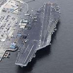 USS John F. Kennedy (CV-67) (Birds Eye)